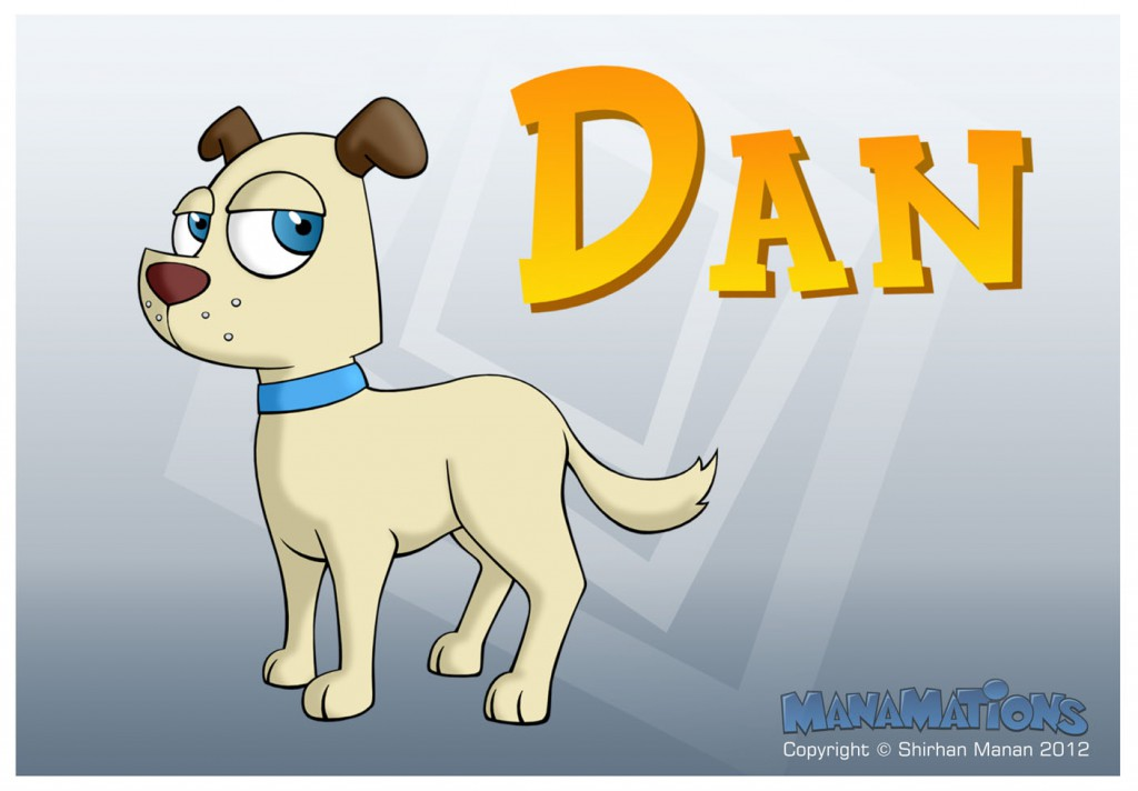 Dan the Dog
