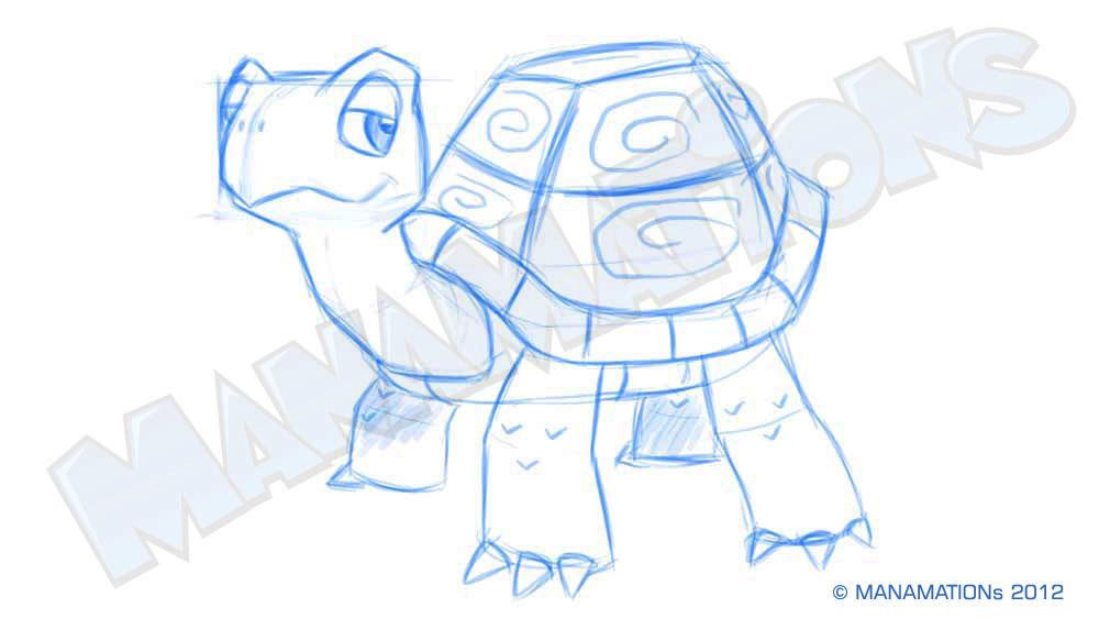 Shell Shok – Character Redesign